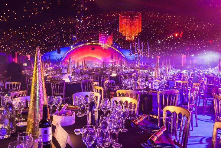 London charity events venues