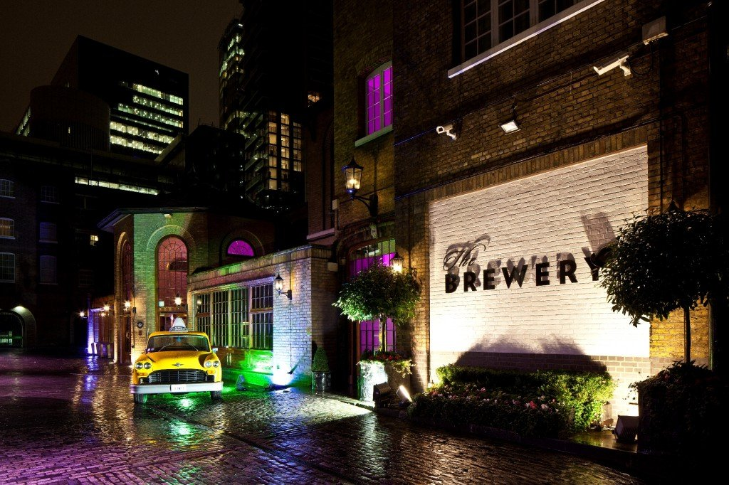 The Brewery - pub wedding venues