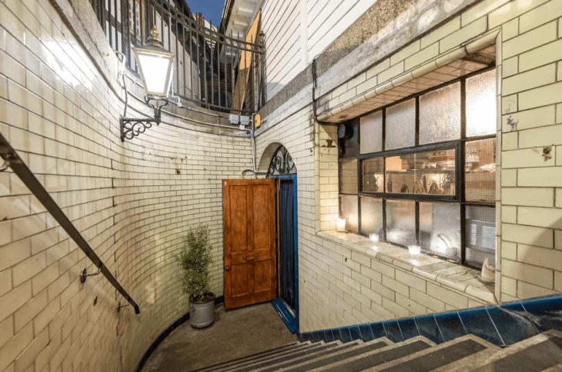 WC Clapham - basement bars