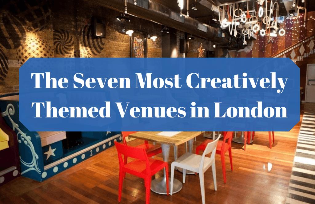themed venues london