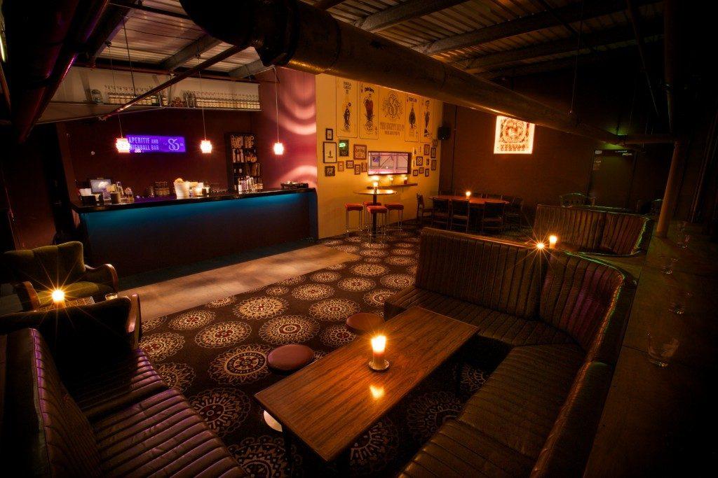 Hawker House 86 Bar