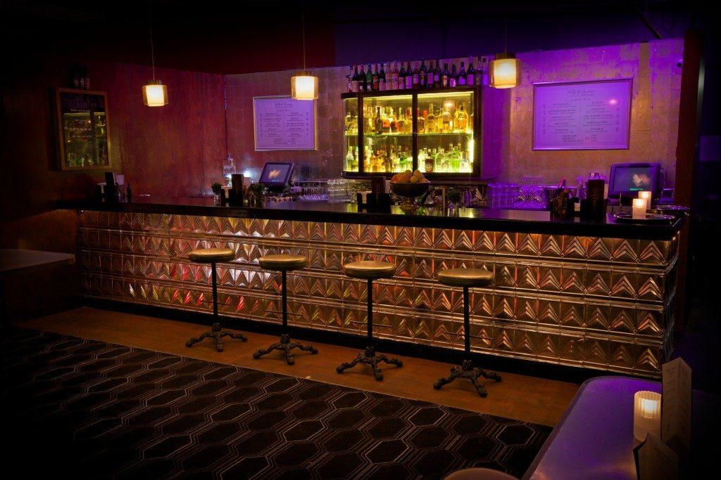 Hawker House Mercury bar