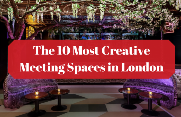 The 10 Most Creative Meeting Spaces in London