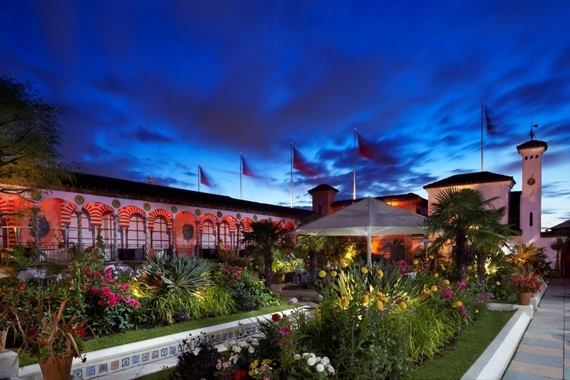 kensington roof gardens venue hire