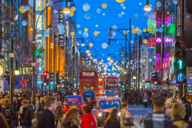 whats on london january