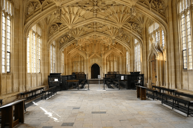 harry potter venue hire