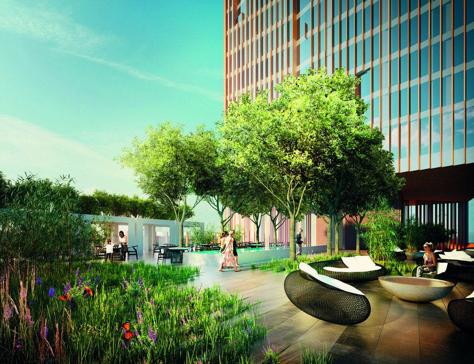 Manhattan Loft Gardens Venue Hire
