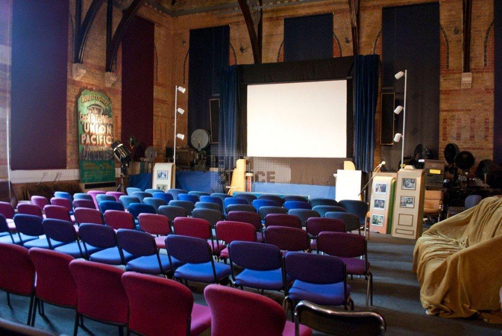 cinema museum hire London