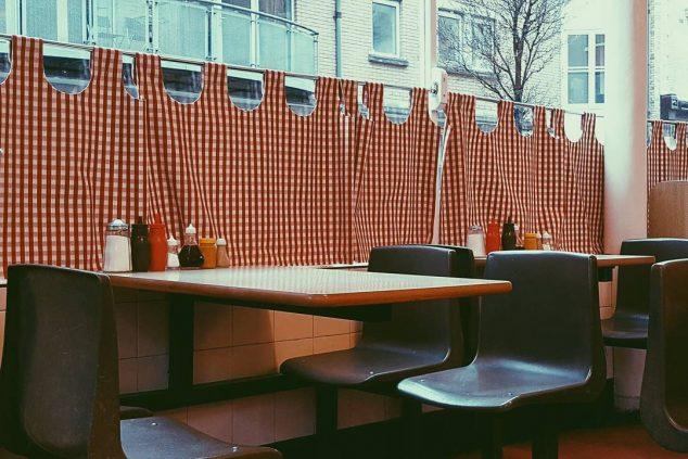 pimlico cafe hire