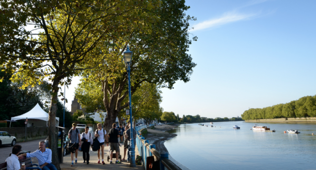 putney summer party venue