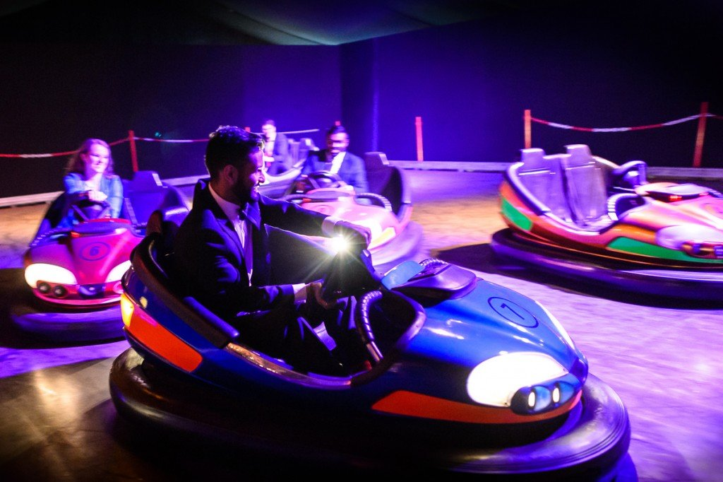 events entertainment dodgems