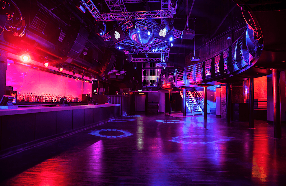 ministry of sound venue hire