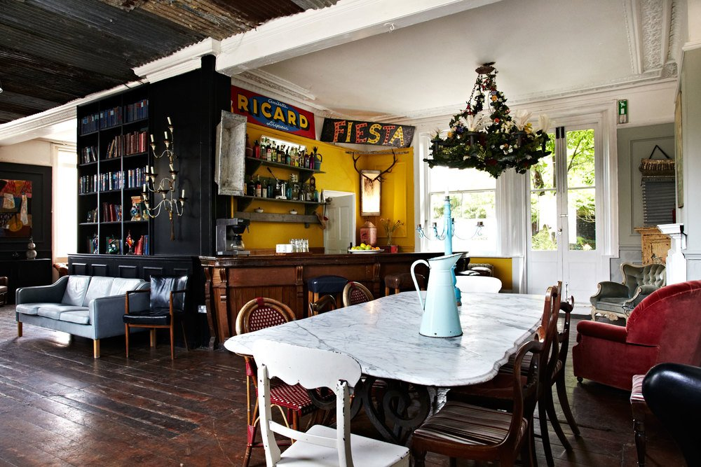 dalston pub venue hire london