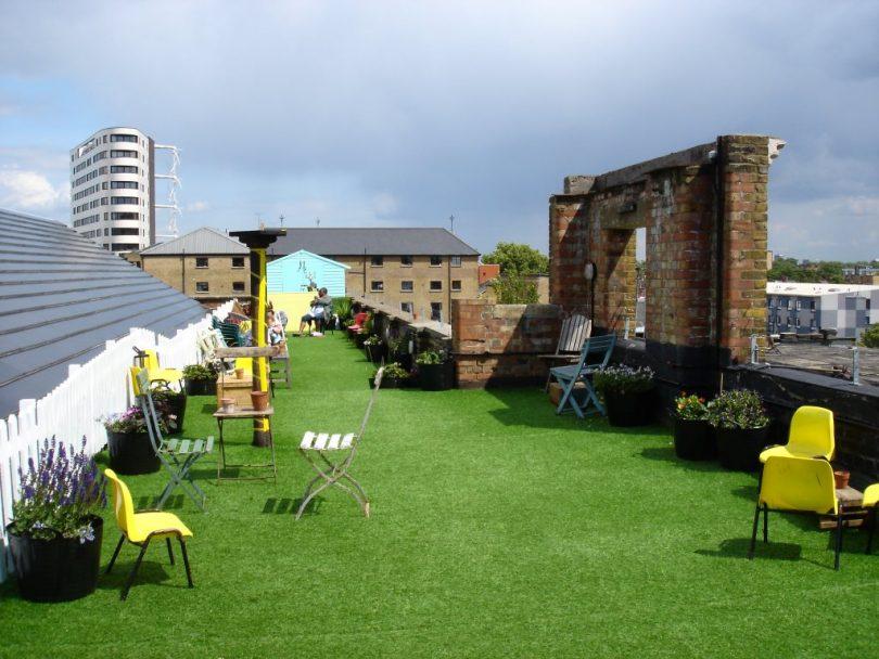 dalston roof park