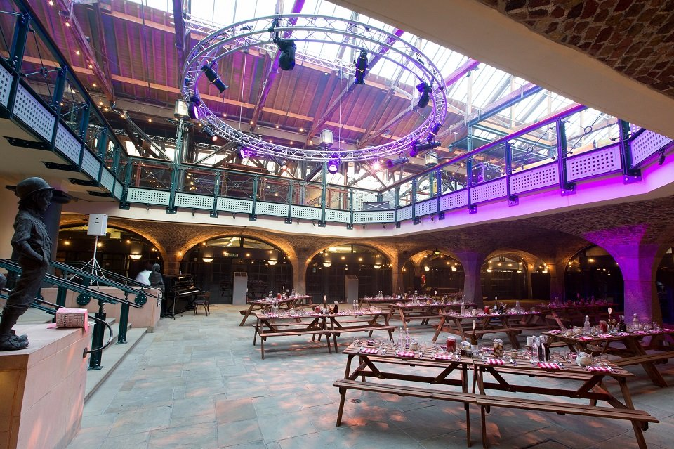 Three of the Most Versatile Venues for Hire in East London
