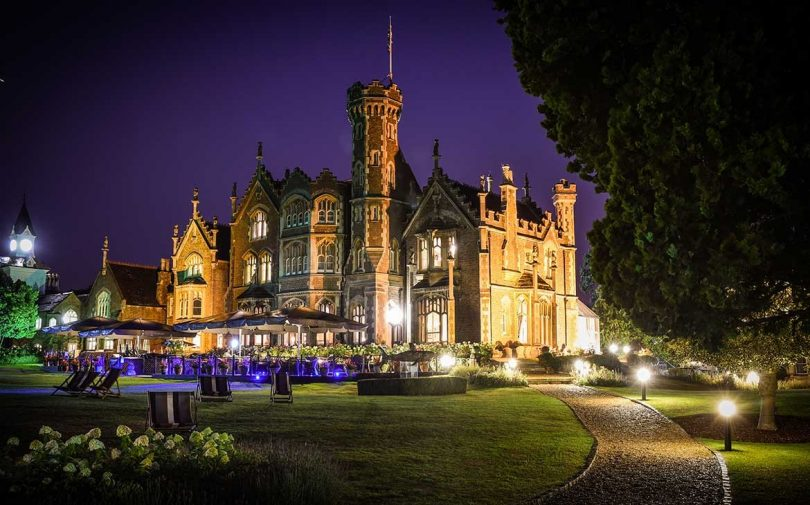 Oakley Court - amazing wedding venues uk
