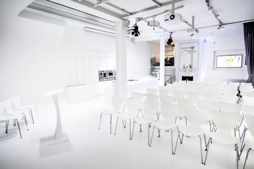 Icetank - one of london's best meeting rooms
