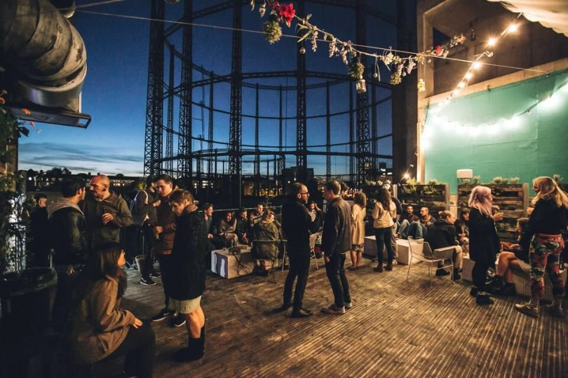 Oval Space - versatile venues