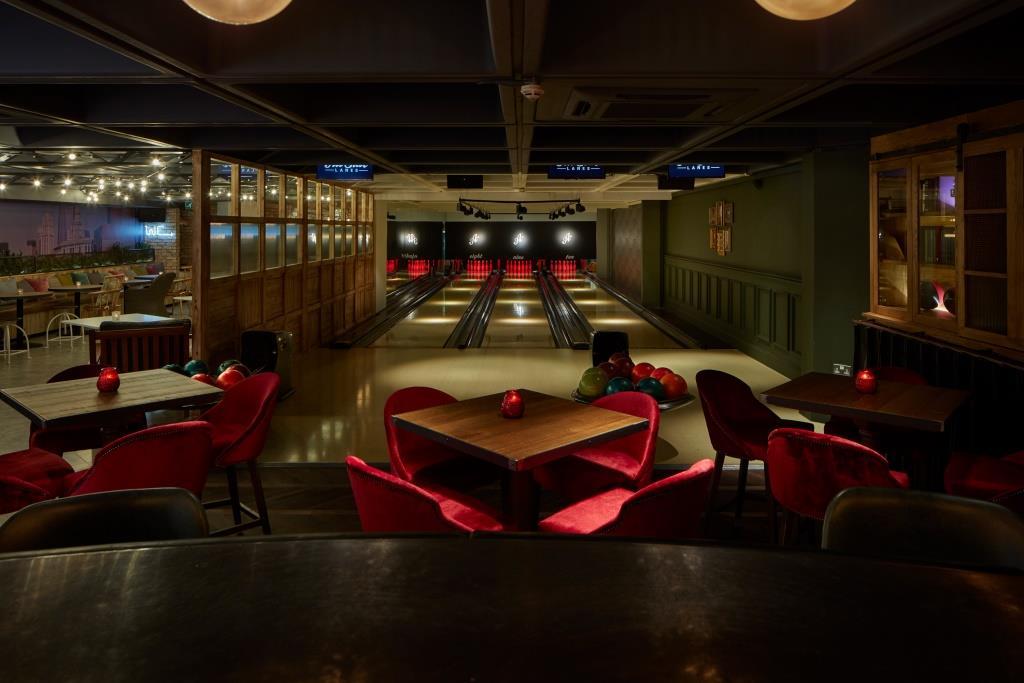 All Star Lanes Brick Lane - secret bars london