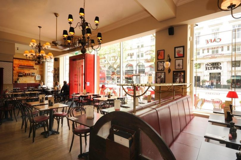 Venueseeker helps you find venues for your events in london and beyond caf rouge kingsway malvernweather Images
