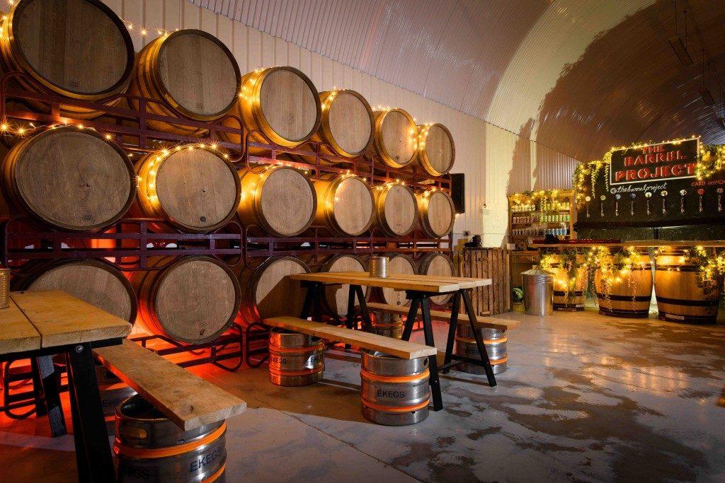 TheBarrel Project - pub wedding venues