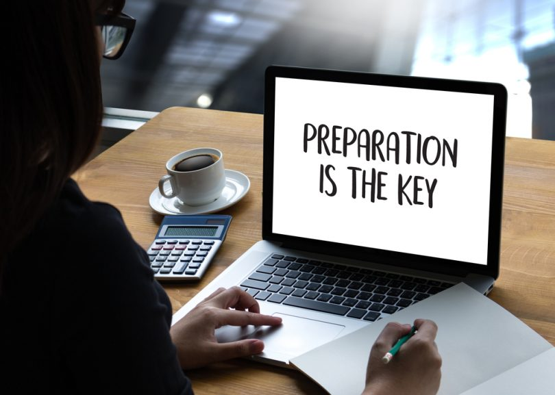 preparation is the key - venue marketing