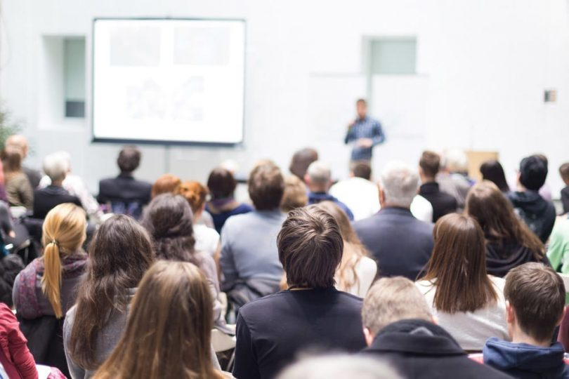 event attendees - venue marketing