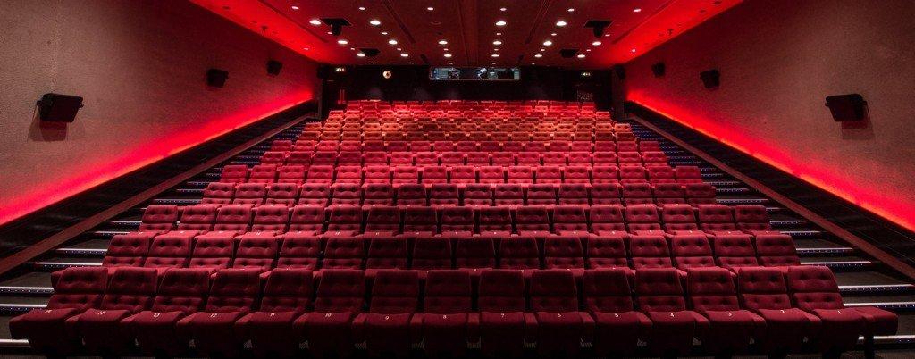 Bafta cinema - cinema hire london
