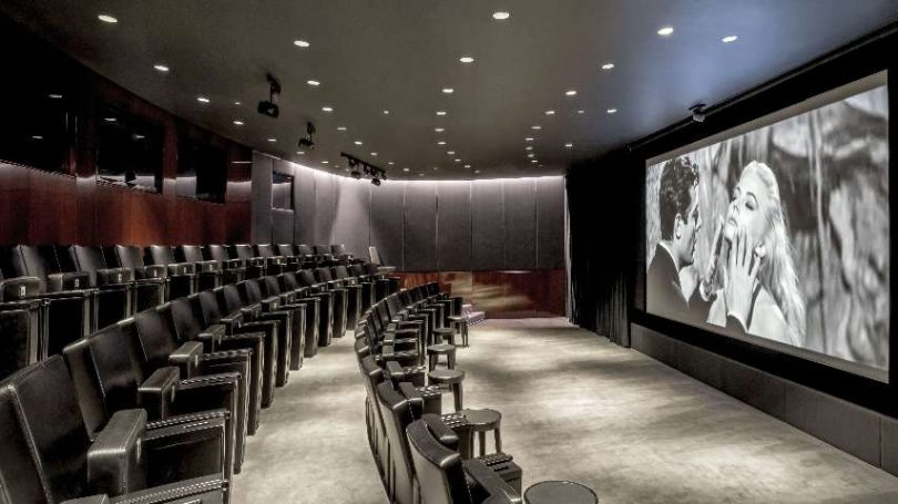 BVLGARI HOTEL - cinema hire london