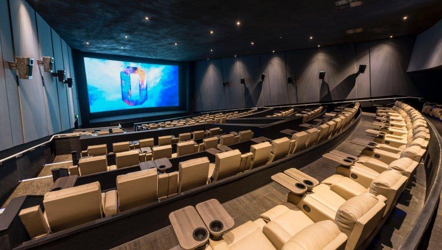 Odeon Luxe - cinema hire london