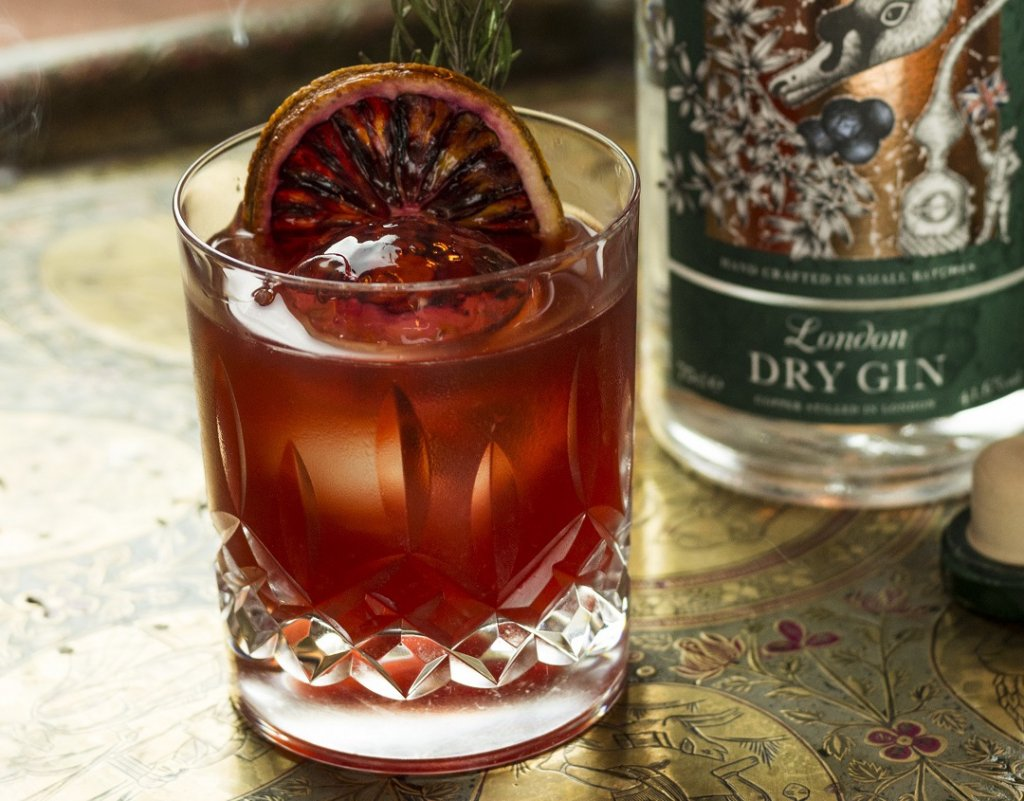 Negroni - gin cocktails