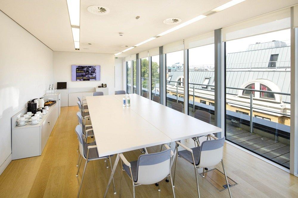 Agas Harding Boardroom Golsdmiths centre