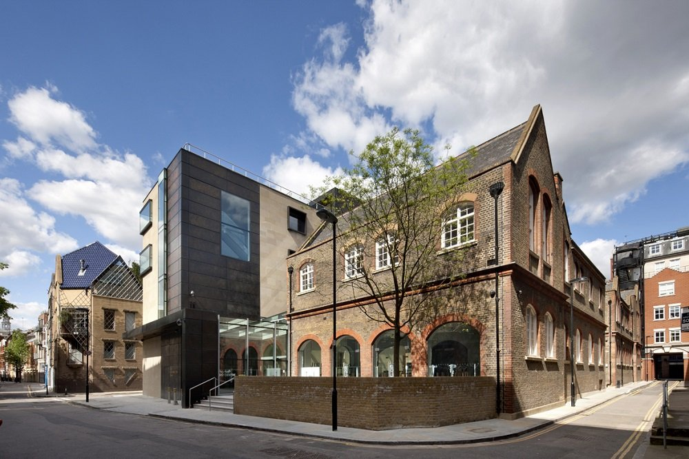 The Goldsmiths' Centre 2012