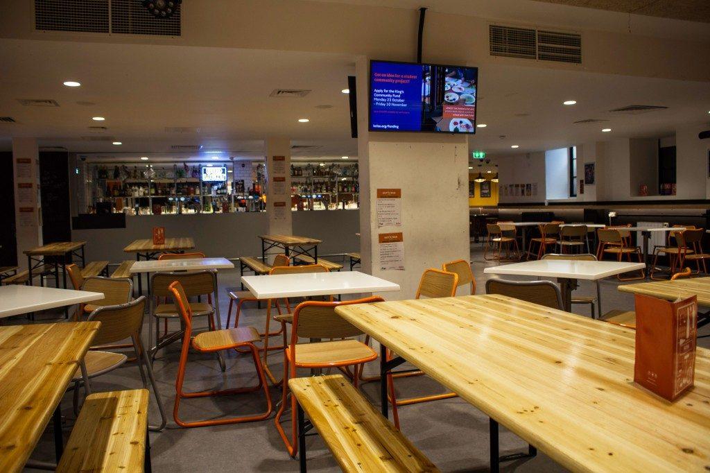 Guys Bar London