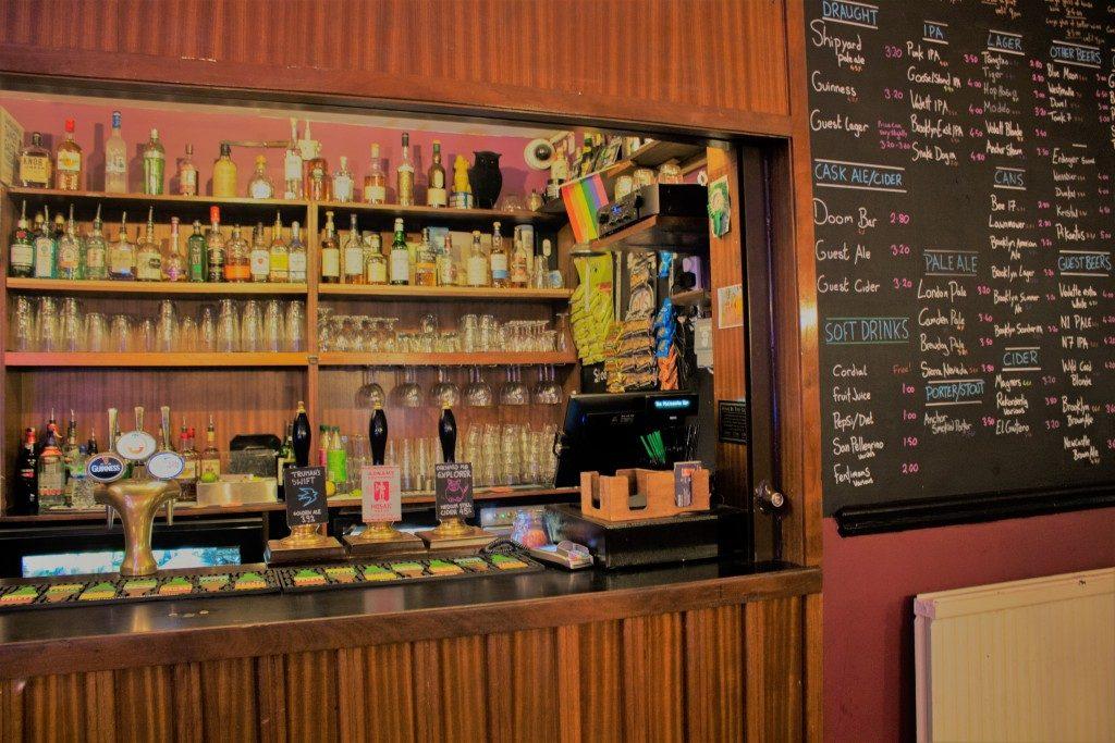 Philo Bar Front